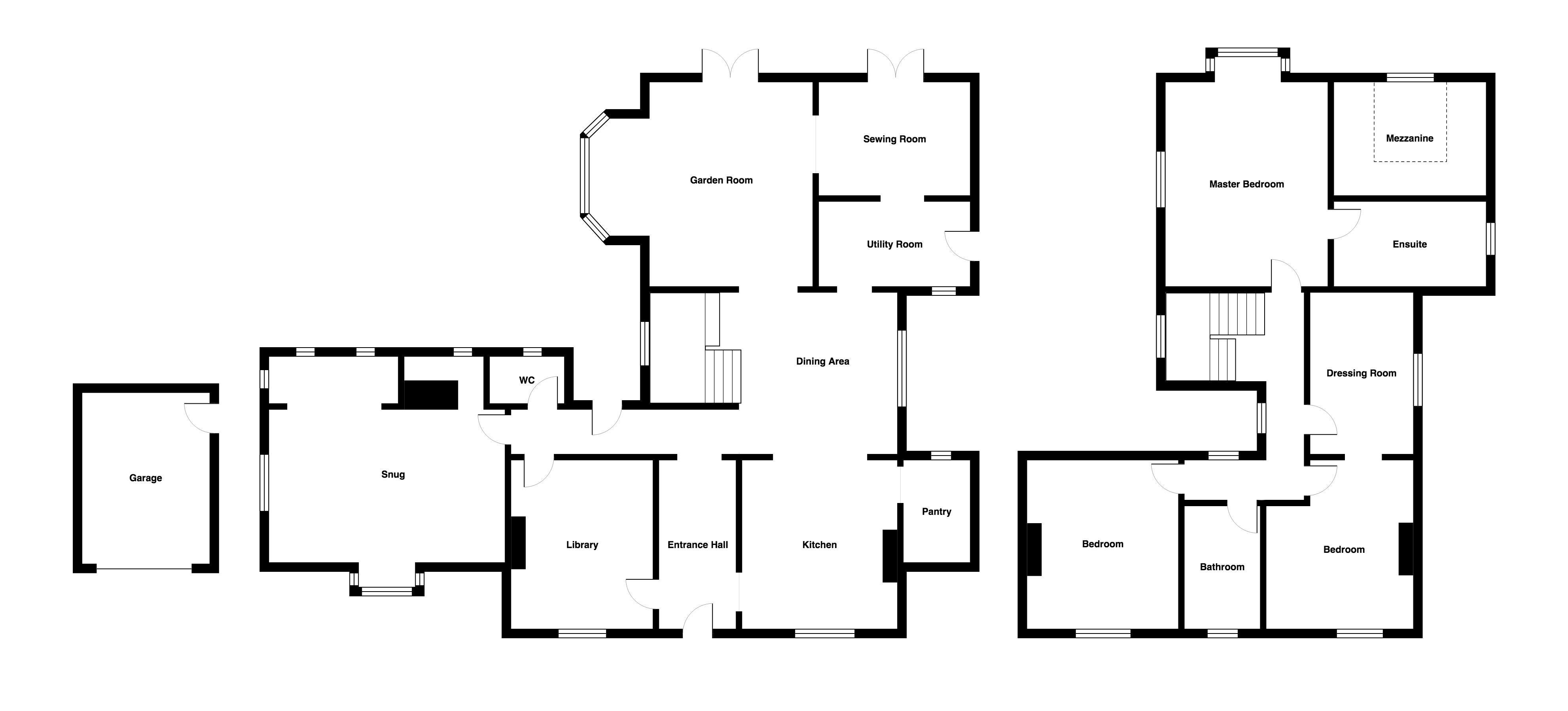 floor plan property peterborough